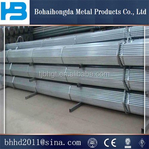 "3-1/2"" Vietnam ERW carbon steel pipe / galvanized steel pipe to JIS, KS, BS, ASTM, API, UL, FM exported to Thailand"