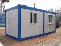 Prefab container house for hotel