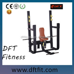 Defeit Fitness Olympic Seated Bench commercial fitness equipment/exercise sports gym equipment