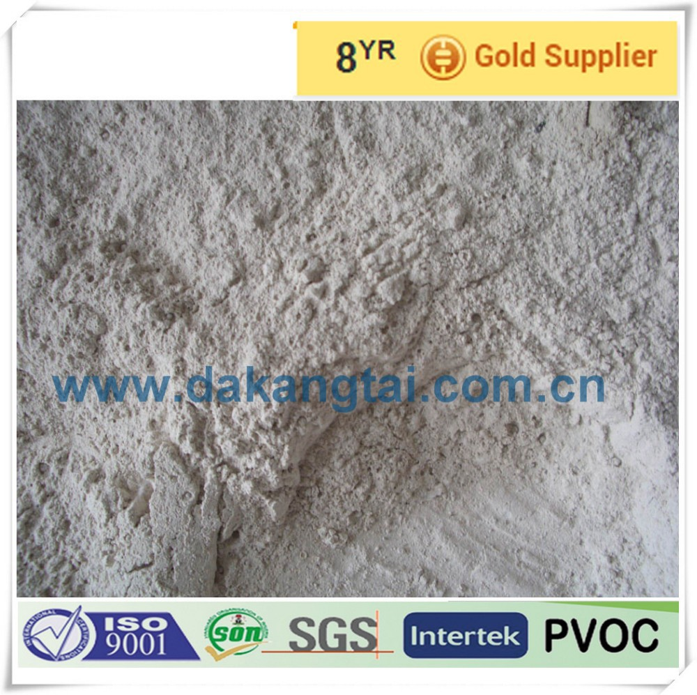 Ceramic moulds Gypsum powder