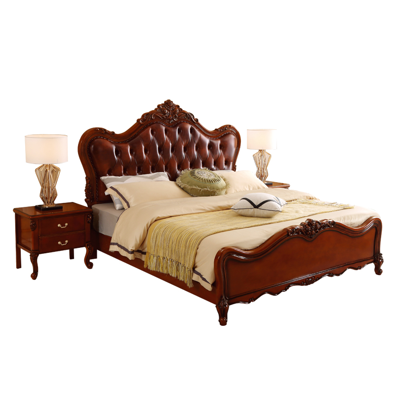 Elegant Sleeping <strong>Bed</strong> Wood Antique Teak Wood Carved <strong>Bed</strong> Designs A09#