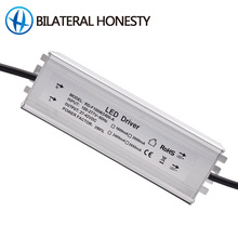 60W 80W 100W 2400mA 3000mA Waterproof IP67 100V to 305V input Isolated led driver for street light UFO light