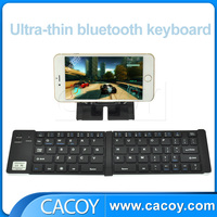 Portable mini folding wireless Bluetooth keyboard for android/windows/IOS /Tablet PC
