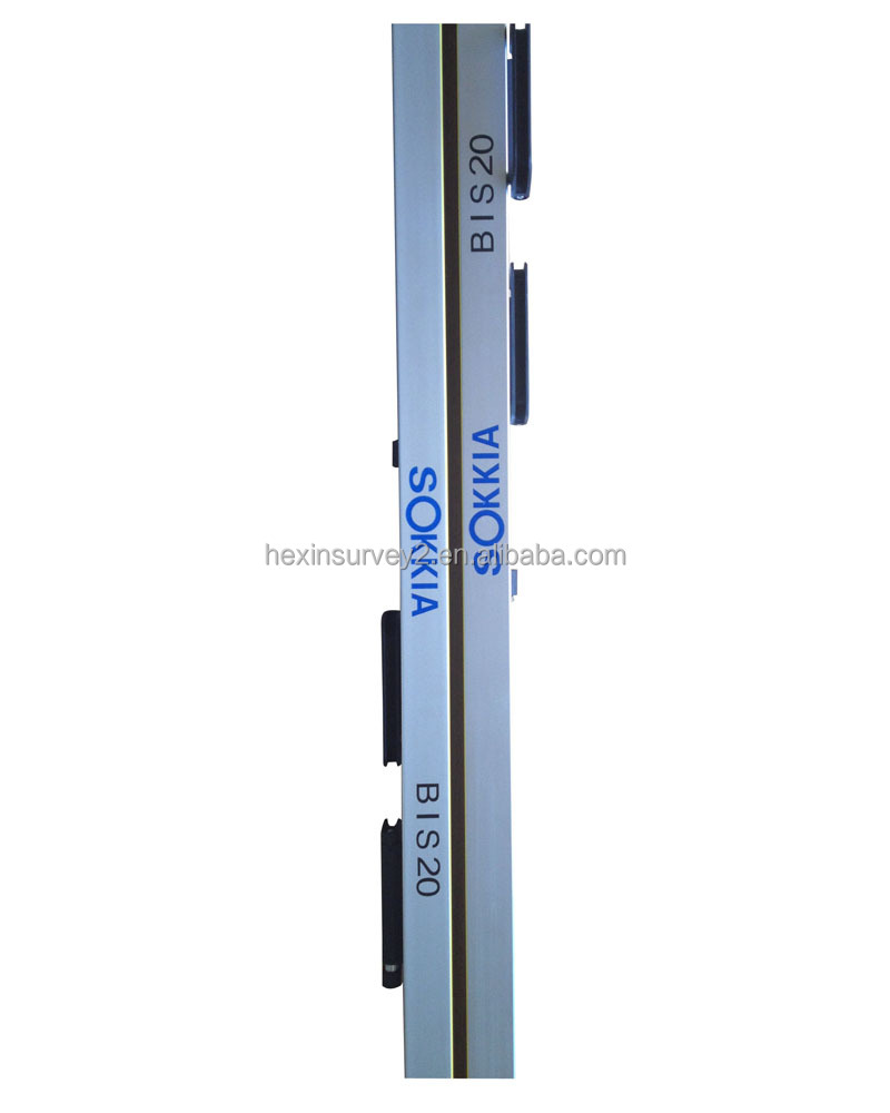 stadia rod Sokkia BIS20 used for Sokkia SDL1X SDL30