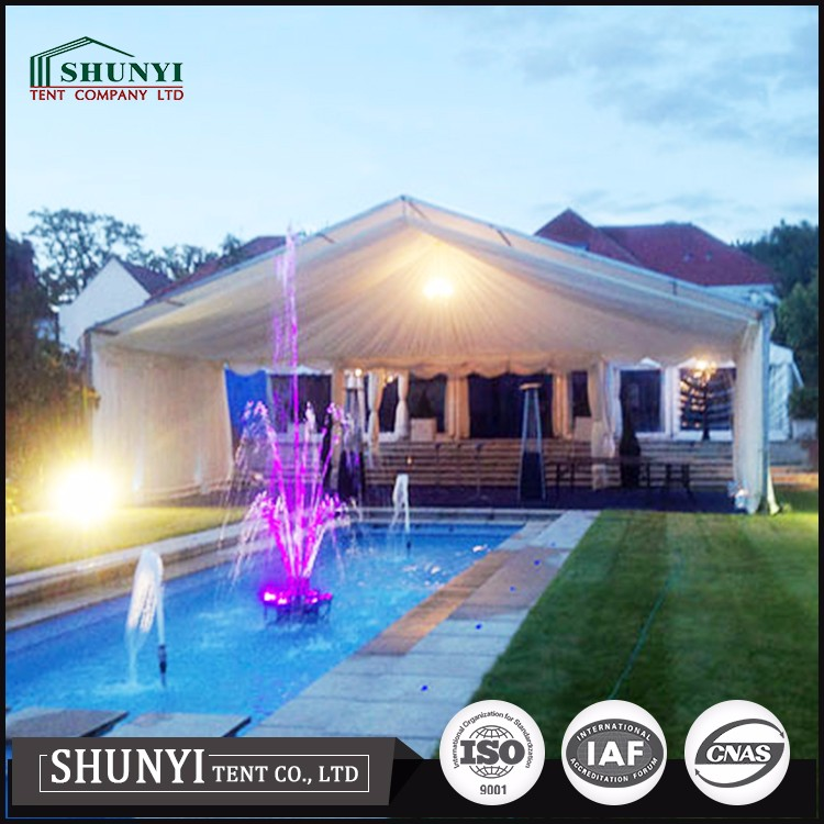 20x30 party wedding swimming pool cover grow tent indoor hot sale