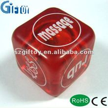 party supplies flashing dice