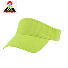 Wholesale Hat Suppliers Outdoor High Quality Custom Design Logo Sun Visor Cap