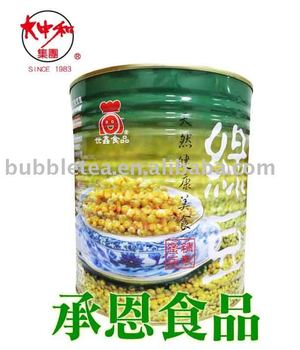 0119 Sweet Mung Bean Can for Bubble Tea or Taiwan Shaved Ice