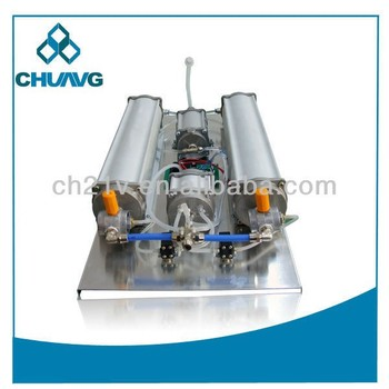 90 + 5% high purity oxygen output two oxygen cylinders exchange working 2 towers oxygen centrator for oxygen machine