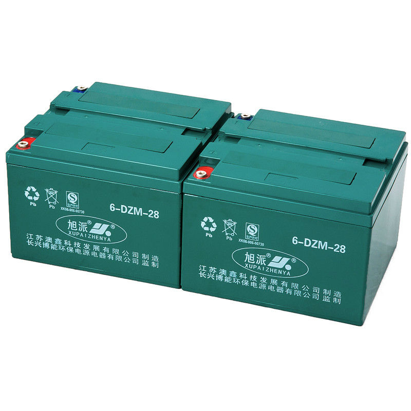 12V32AH e-bicycle lead acid batteries battery prices
