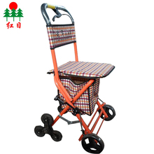 Multi-Configuration with powder coated steel frame simple folding manual walker disabled