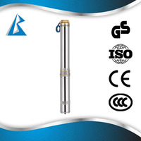 "Screw WATER Pump QJD QGD Series submersible screw pump 4"" deep well submersible pump 100QJ series"
