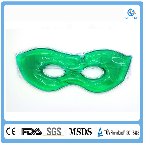 Reusable eye mask relax massage collagen gel eye pads