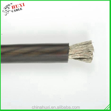 Haiyan Huxi Transparent Frosted PVC cable,Factory Custom Power Cable Wires