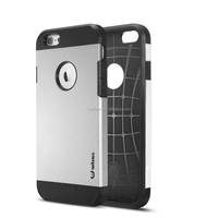 SGP tough armor case for iphone 6s Plus armor case with logo hole