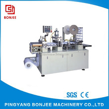 Bonjee plastic product food tray plate making thermoforming machines