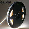 High quality bicolor warm white plus pure white cct adjustable dual color led strip