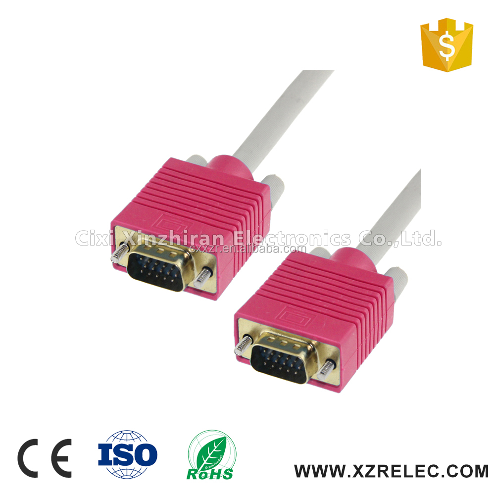 VGA Manufacturer High quality 3+6 Vga Cable