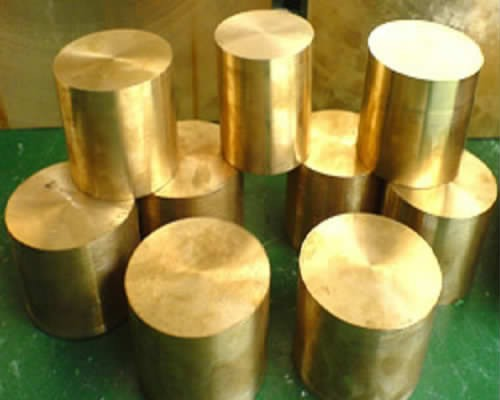 Manufacture Sold And Factory Price!! QAl11-6-6 Aluminum Bronze Bar