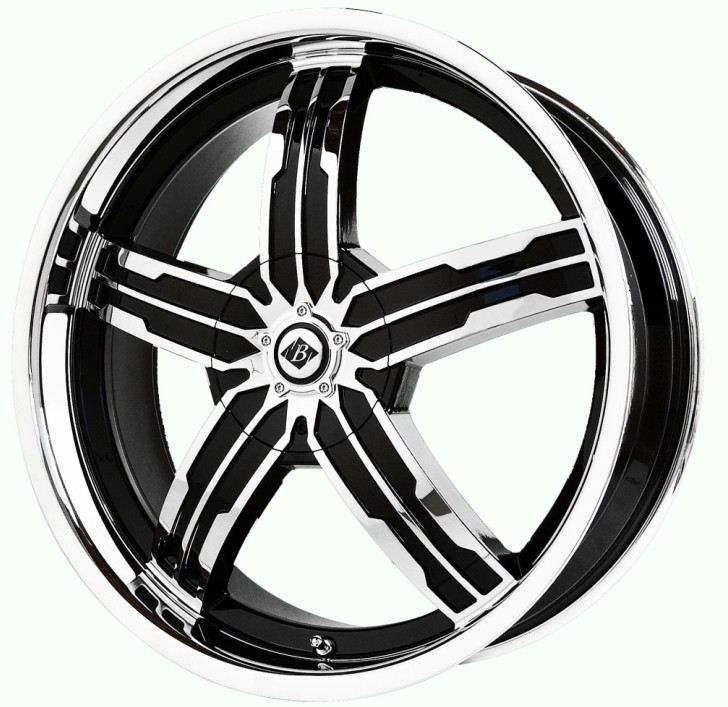 Special offers new design Chrome Aluminium Alloy <strong>Wheel</strong> for car (ZW-VB9)