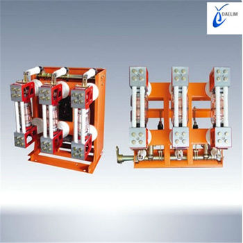 ZN63-24 type of rated voltage 24 kV vacuum circuit breaker