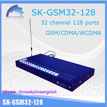 sim server gsm gateway 32 ports gsm voip call terminal, goip sk 32-128 gateway voip providers