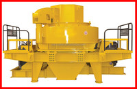Durable and high efficiency vertical shaft impact crusher,VSI series crusher for gravel&stone stationary crushing line