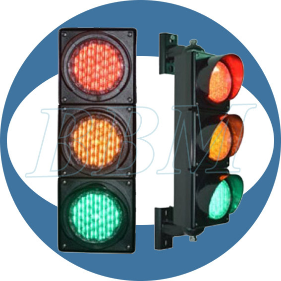 100mm installation easily traffic light