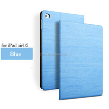 light bule case for ipad air 2, luxury high quality PU case for ipad air 2