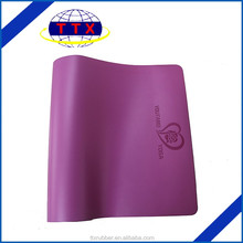 professional leather rubber yoga mat