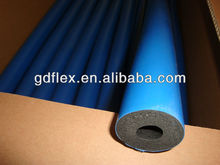 UV resistance jacketing EPDM hot water pipe insulation