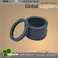 Water Pump Packing Seal Pure Graphite Packing Ring Set