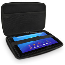 Waterproof Shockproof Hard Portable Travel Carry Case Cover for Sony Xperia Z4 SGP771 Tablet 10.1""