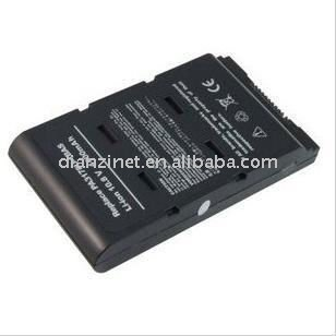 Replacement Battery for Toshiba Portege A100 A200 Serials, Satellite 5100 5000 5005 5105 Series
