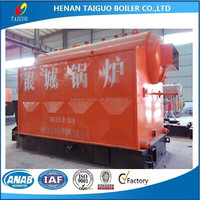 coal fired chain grate stoker steam boiler manufacturer