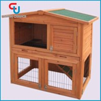 Wooden Pet Poultry Rabbit Cage High Quality Rabbit Hutch Chicken Kennel House