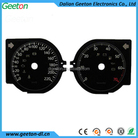 New Polycarbonate Digital Speedometer And Tachometer For Universal Car