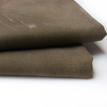 hot sale cotton oiled waxed canvas fabric for bags