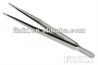 "5"" Disposable Metal Thumb Dressing Forceps"