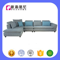 Beijing Ogahome New L Shaped Sofa Contemporary Furniture