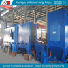 tunnel type shot blasting machine of stainless steel surface cleaner