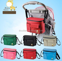 Thermal Insulation Bags Mommy Bags Waterproof Baby Diaper Bag