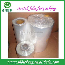 Pe /Plastic Film Stretch Film Food Packing Film/Plastic Food Wrap Transparent Food Film