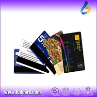 Customized Cheap Plastic Blank Credit Cards