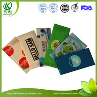 Wholesale china factory china supplier cleaning dot pet wet wipes