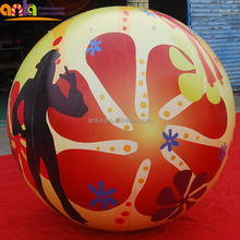 All Digital printing helium parade PVC balloon China