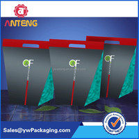 Fast delivery andhigh quality electronics packaging boxes with hanger