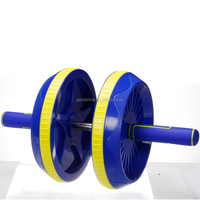 Patented Design High Quality Upper Body Workout Exercise Equipment Adjustable Ab Roller Exercise Wheel