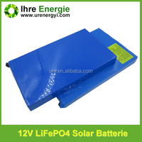 China Reliable factory supply Lithium battery pack for solar energy systems/UPS system