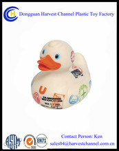 High quality PVC rubber duck with 100% Eco-friendly